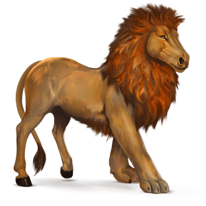 chimerique-lion